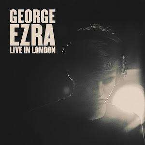 Album Live in London George Ezra gratuit