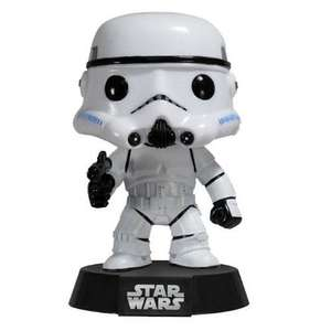 Figurine Funko Pop Star Wars - Stormtrooper (et autres)