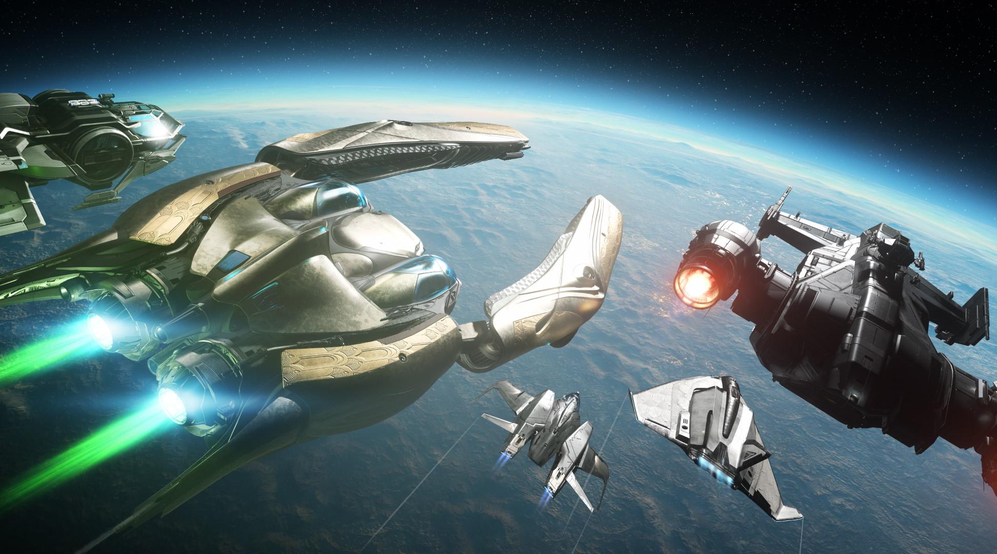 Starter Packs Star Citizen sur PC (Dématérialisé - robertsspaceindustries.com)