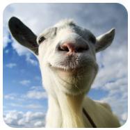 Jeux Goat Simulator sur Androïd