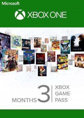 Code Abonnement Xbox Game Pass - 3 Mois (Dématérialisé)