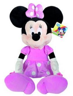 Disney Peluche Mickey Mouse Club House Core Minnie - 80 cm