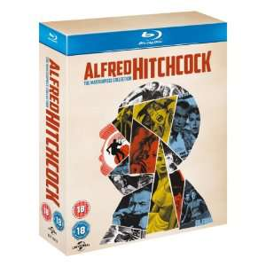 Offre éclair : Alfred Hitchcock The Masterpiece Collection - 14 Blu-rays