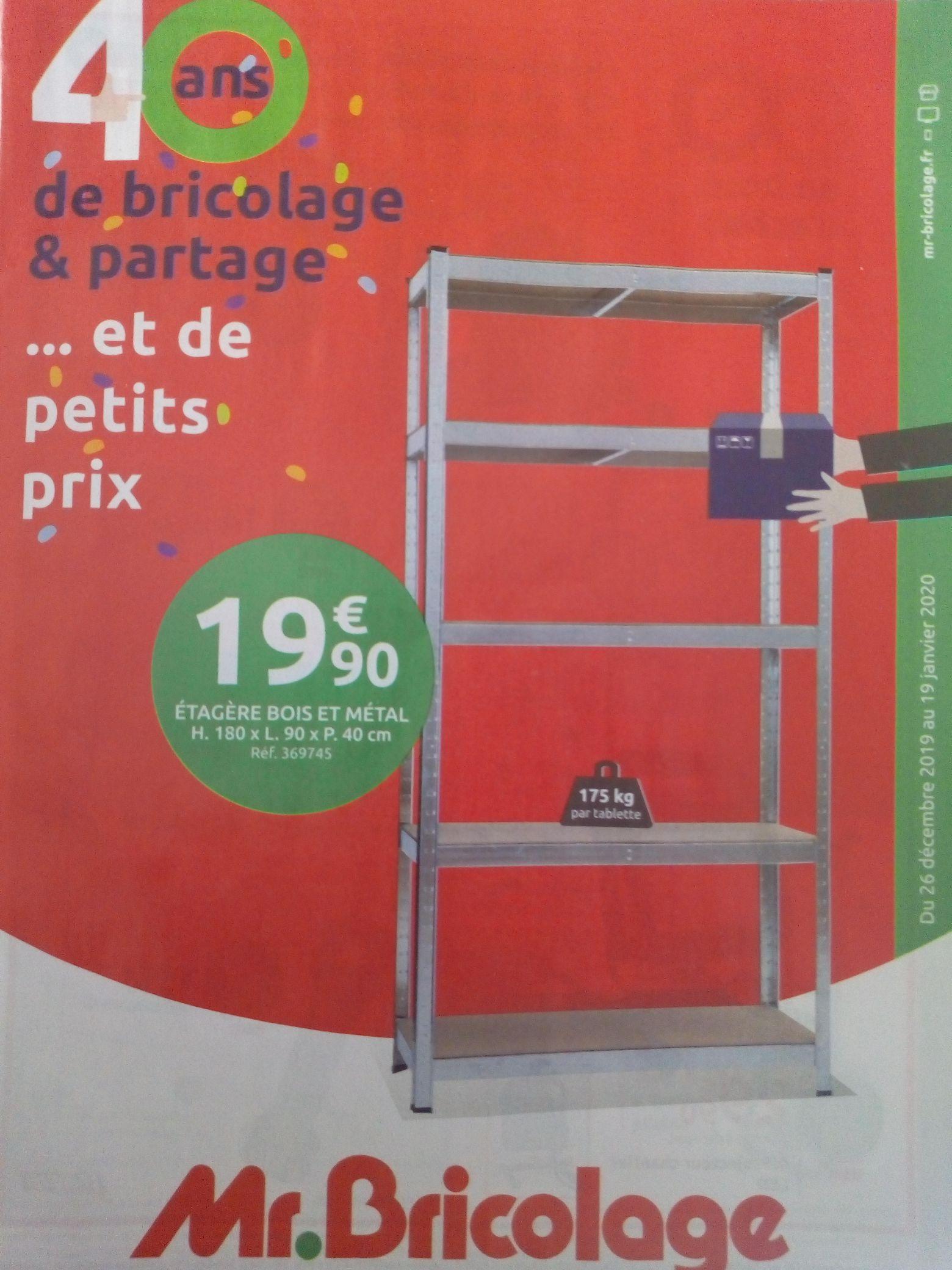 Bons Plans Mr Bricolage Deals Pour Janvier 2020 Dealabscom