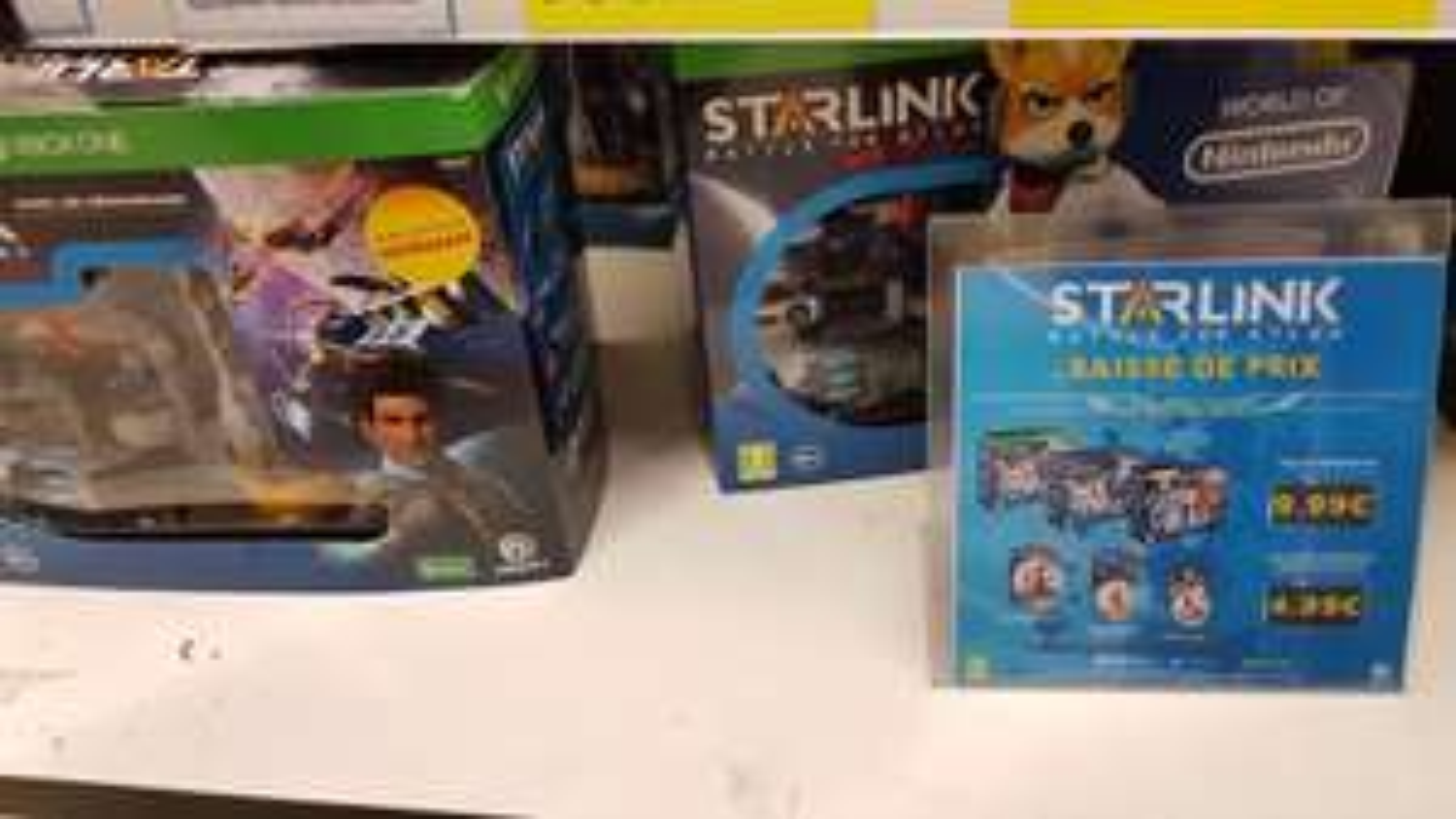 Pack de démarrage Starlink: Battle for Atlas sur PS4 et Xbox One - Toulouse (31)