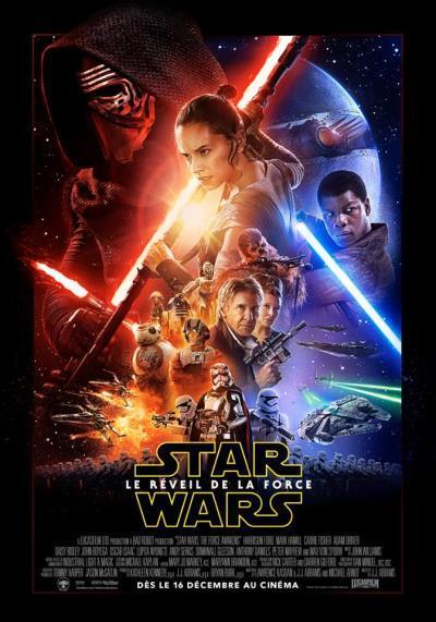 [Adhérents] Précommande Blu-ray Star Wars le reveil de la force (3€ offerts en chèque cadeau)