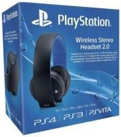 Micro-casque sans fil stereo 2.0 pour playstation 4 (PS4) (retrait en magasin)