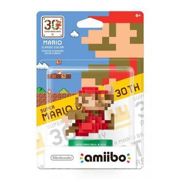 Figurine Amiibo Mario classique rouge