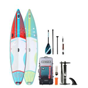 Stand Up Paddle Gong Sup Couine Marie 2019 + Pagaie + Leash (gong-galaxy.com)