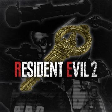 DLC Resident Evil 2 Toutes les récompenses déverrouillées sur PS4 (Dématérialisé)