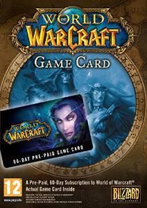 Abonnement 60 jours World of Warcraft