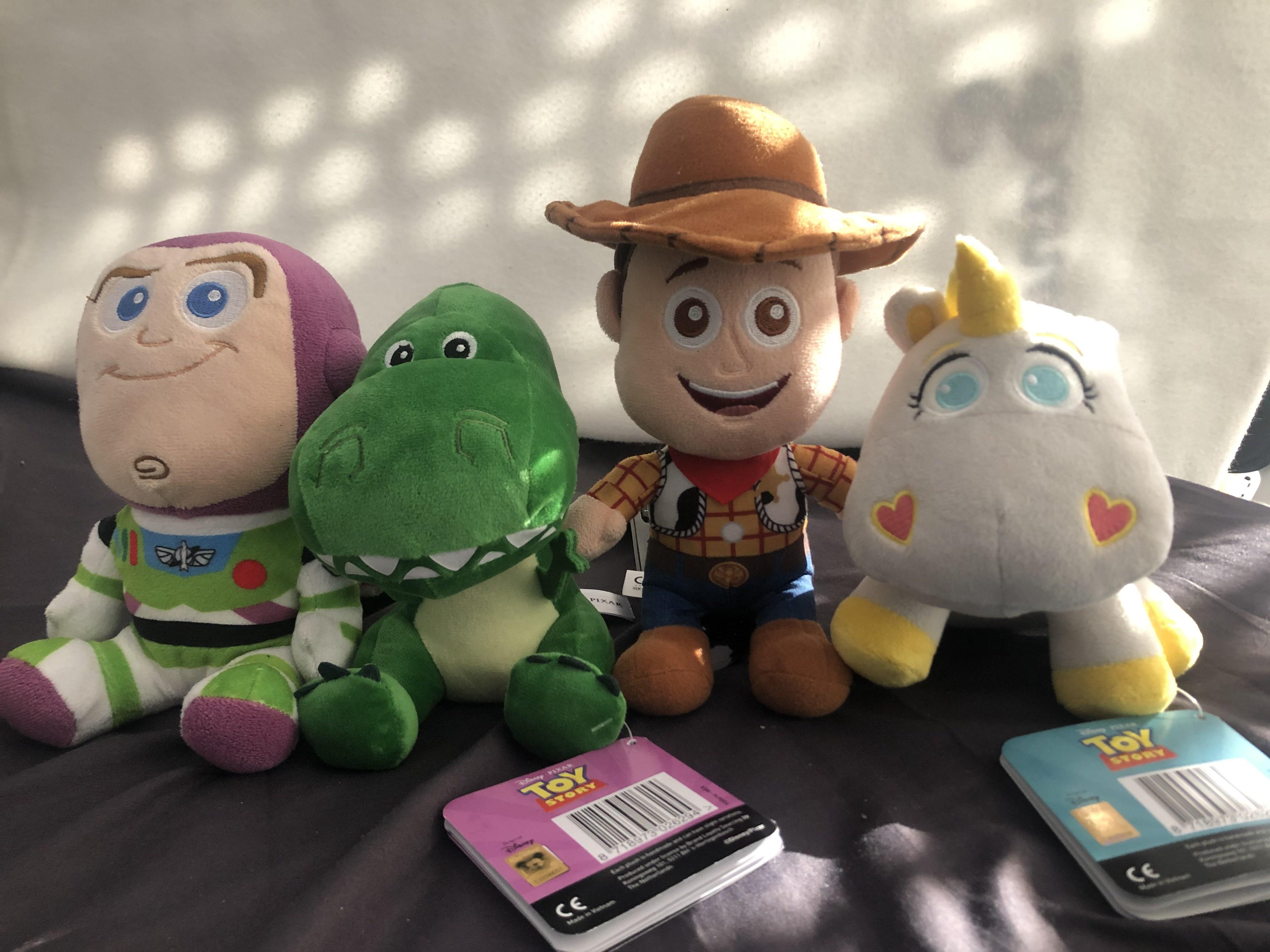 Peluche Toy Story (modèles au choix) - Marseille St Lazare (13)