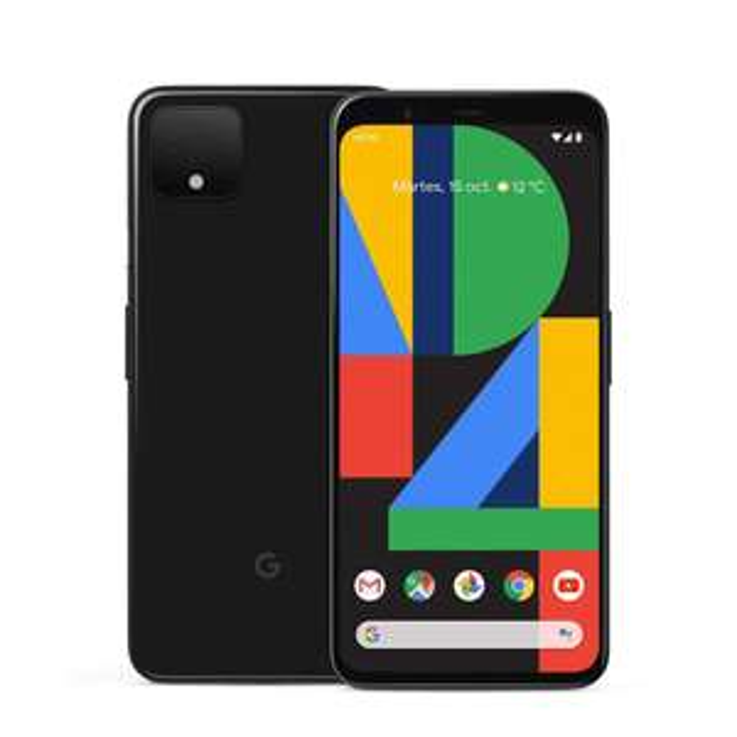 "Smartphone 5.7"" Google Pixel 4 Noir - 64Go, QHD+ OLED, 6Go de RAM (movertix.com)"