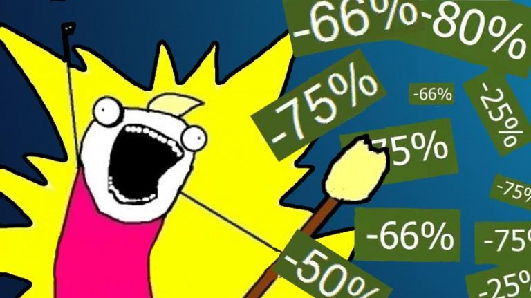 Soldes d'hiver : Jusqu'à -95% sur une sélection de jeux PC - Ex : Transistor