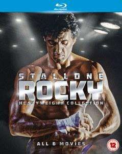 Blu-ray The Complete Rocky Heavyweight Collection (en anglais)