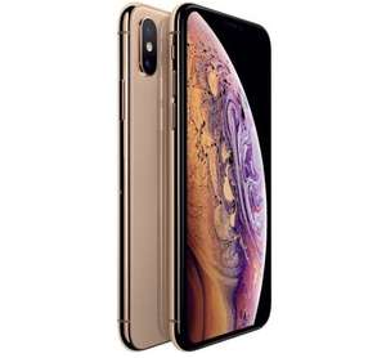 "Smartphone 5.8"" Apple iPhone Xs - 256 Go, Or (799€ avec le code ADVDA25)"