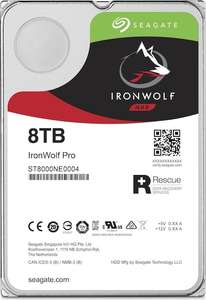 """Disque Dur interne 3.5"""" Seagate IronWolf Pro - 8To (Frontalier Suisse)"""