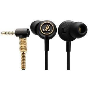 Ecouteurs intra-auriculaires Marshall In Ear Mode EQ Black Gold