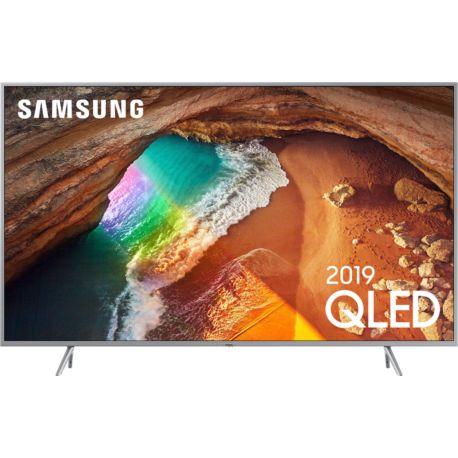 """[Abonnés Macif, AXA, CGOS] TV 65"""" Samsung QE65Q67R - QLED, 4K UHD, HDR 10+, 100 Hz, Smart TV (Via ODR de 200€)"""