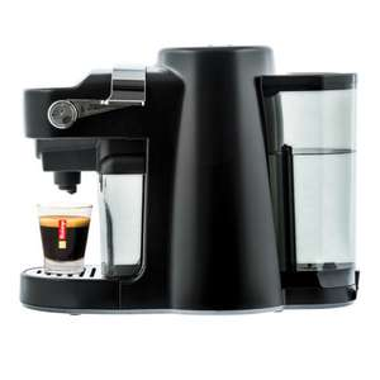 Machine cafetière à dosettes Malongo Néoh 802913 - 16 bars, 1300 W, 1.2 L