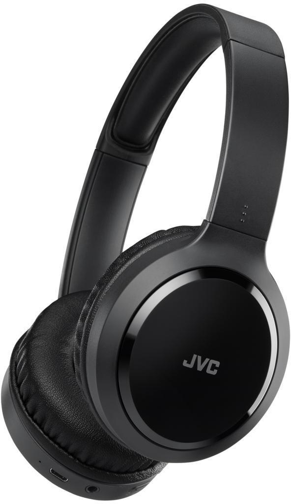 Casque audio sans-fil JVC HA-S60 BT - noir (via 5€ sur la carte de fidélité + ODR de 10€)