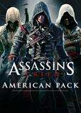Assassin's Creed Franchise Pack - The American Pack sur PC (dématérialisé)