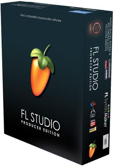 Logiciels Séquenceurs et Studios Virtuels FL Studio 12 en promotion - Ex : Fruity Edition