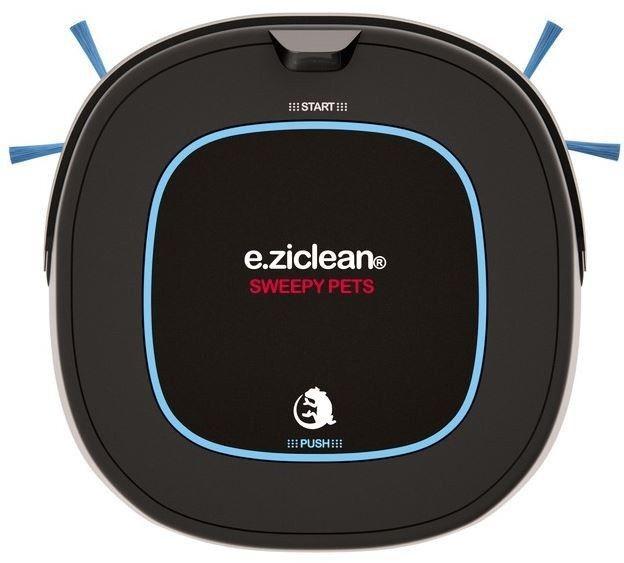Aspirateur robot hybride E.Ziclean Sweepy Pets