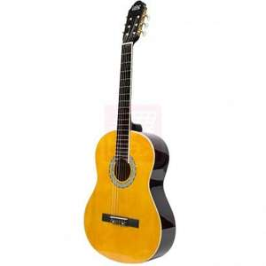 Guitare classique LaPaz 001 AN (Amber Natural)