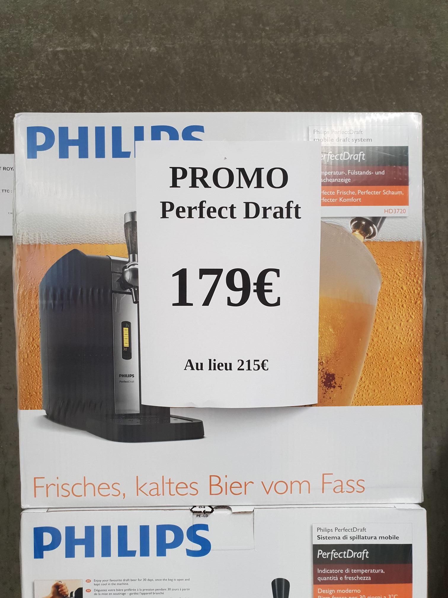 Pompe à bière Philips PerfectDraft HD3720/25 - Cash Flandres Artois Lambres-Lez-Douai (59)