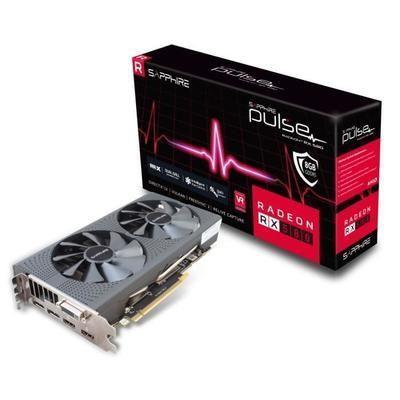 Carte graphique AMD Pulse Radeon RX 580 - 8 Go