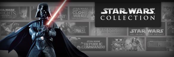 Star Wars Collection sur PC (Dématérialisé - Steam)