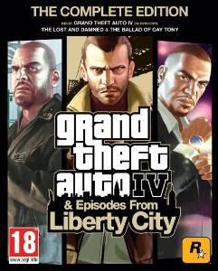 GTA IV Complete Edition sur PC (Dématérialisé - Steam)