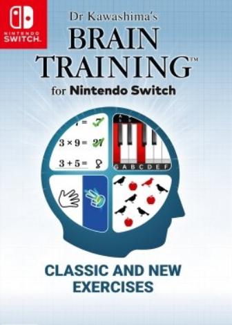 [Précommande] Programme d'entraînement cérébral du Dr Kawashima sur Nintendo Switch (Dématérialisé)