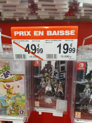 The World Ends With You sur Nintendo Switch - La Couronne (16)