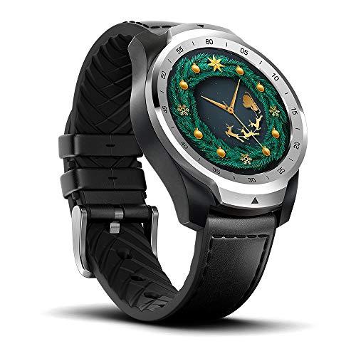 Montre connectée Ticwatch Pro - GPS, Wear OS, NFC (Via Coupon - Vendeur tiers)