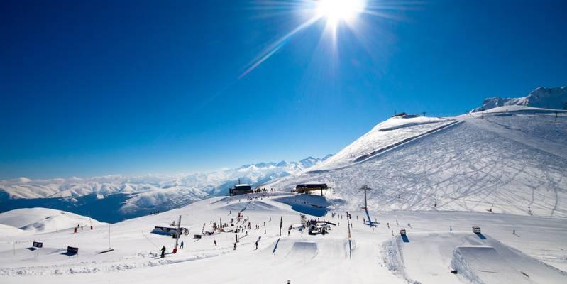 Sélection de forfaits de ski dans les Pyrénées en promotion - Ex : Forfait Journée Saint Lary à partir de 22€