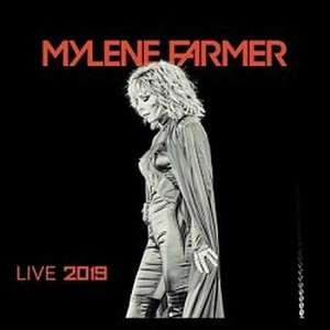Coffret Bluray 4K Live 2019 Mylène Farmer
