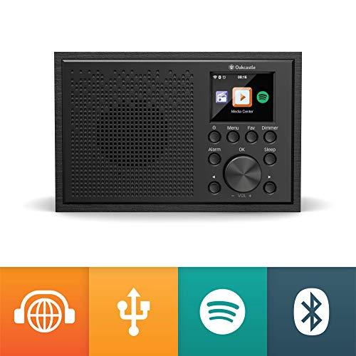Radio Wi-Fi Majority Oakcastle - Spotify Connect, bluetooth (vendeur tiers)