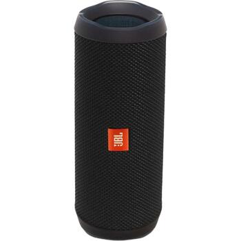 [Abonnés mobile SFR & RED] Enceinte sans-fil Bluetooth JBL Flip 4 - Noir (via ODR de 50€ sur votre facture)