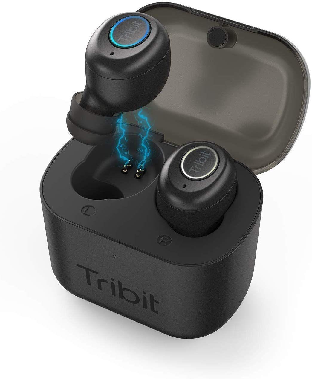 Écouteurs sans Fil Tribit X1 - Bluetooth 5.0, Noir (vendeur tiers)