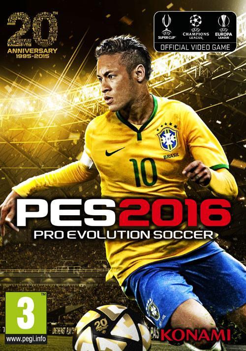 Pro Evolution Soccer 2016 PC (dématérialisé)