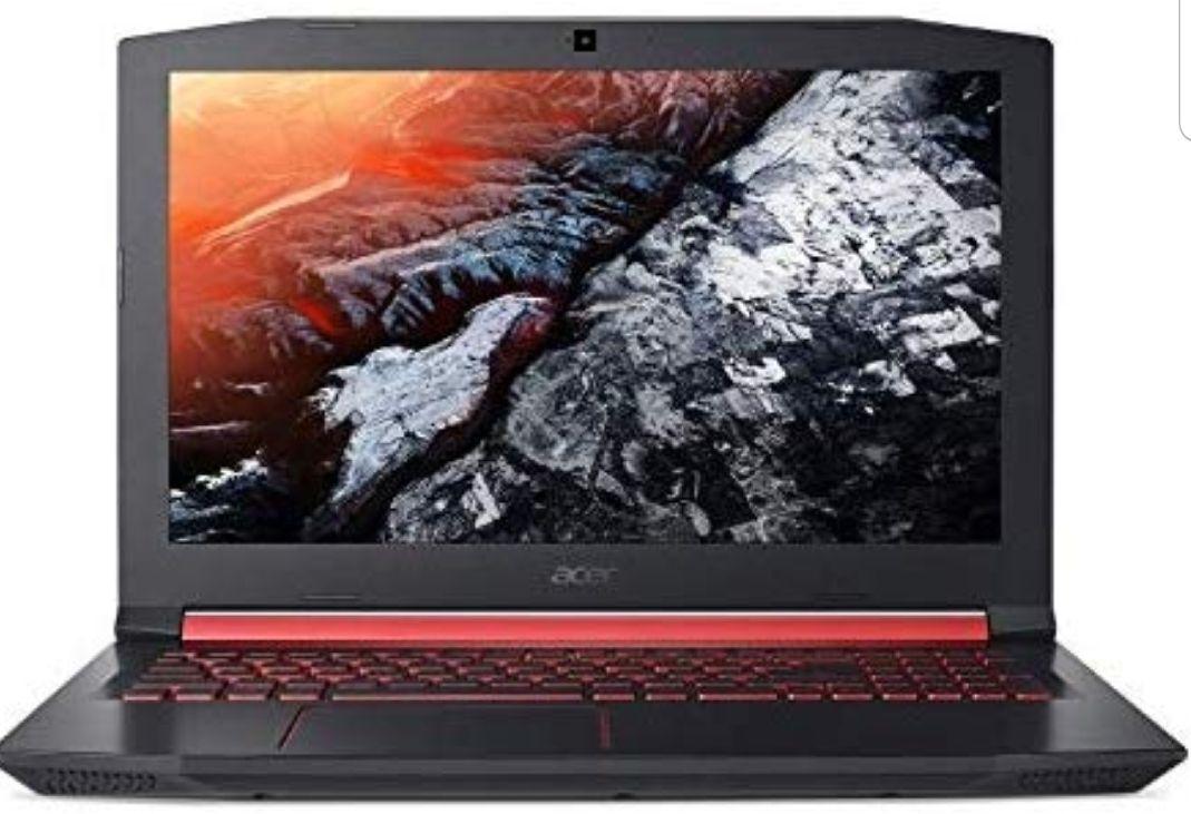 PC portable Acer Nitro AN515-52-57SH ( i5-8300H, 8 Go de RAM, HDD 1To, GTX 1060 6Go) + Casque audio Nitro + Souris Nitro (Via ODR de 100€ )
