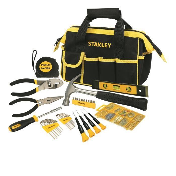 Boite à outils Stanley STMT0-74101 - 38 pièces