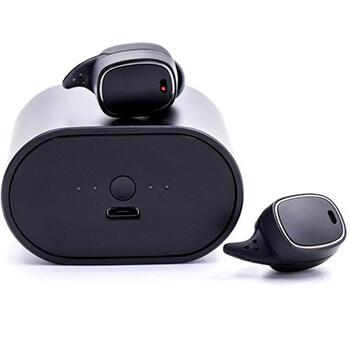 [Abonnés mobile & Box SFR & RED] Ecouteurs sans fil Altice - Noir (via ODR de 30€ sur votre facture)