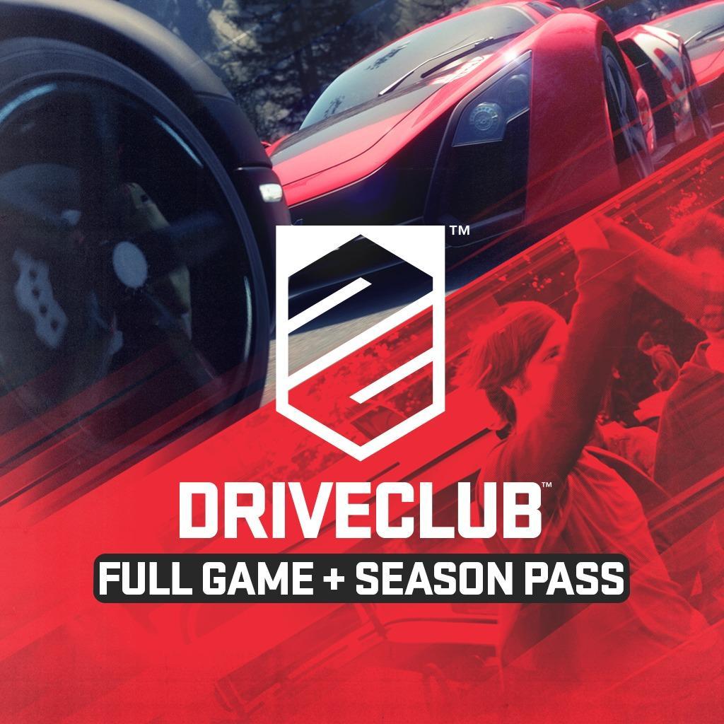 [Abonnés PSN+] Jeu complet DriveClub avec Season Pass sur PS4