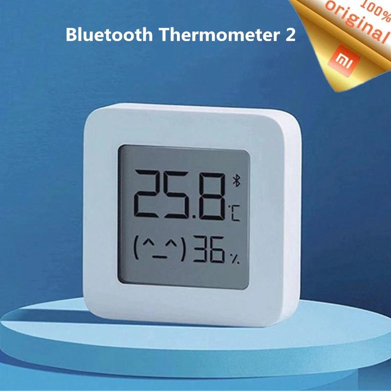 Capteur de température et d'humidité Xiaomi MiJia - Bluetooth (Via Application)