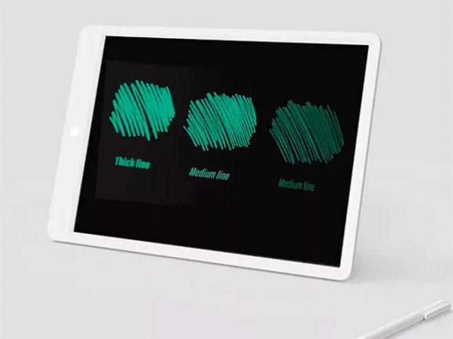 """Tablette d'écriture LCD 10"""" Xiaomi Mijia (Vendeur tiers)"""
