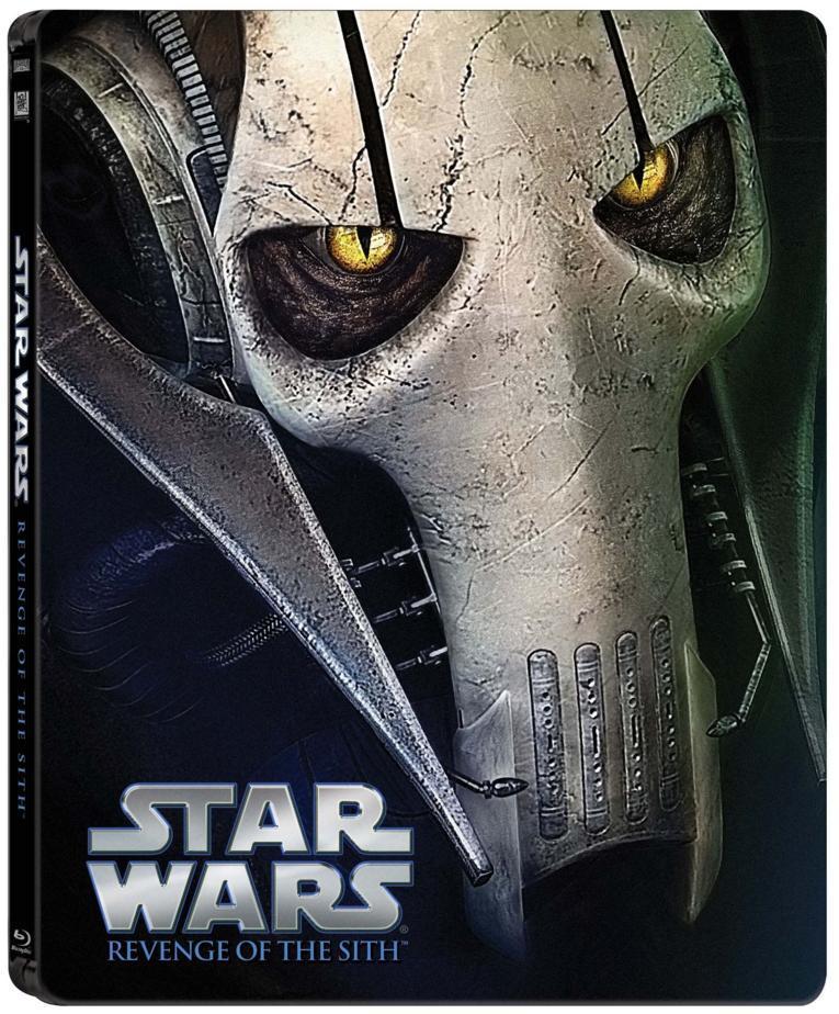 Steelbook Blu-ray Star Wars (Plusieurs modèles)