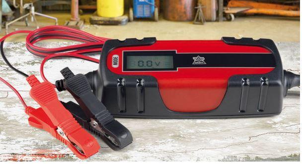 Chargeur automatique de batterie Top Craft